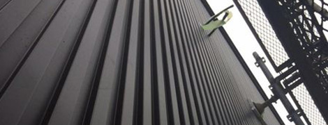 ガルバ合板(外壁)